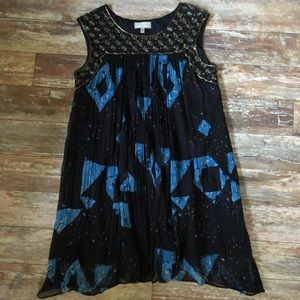 Anthropologie Dresses - Anthropologie beaded dress